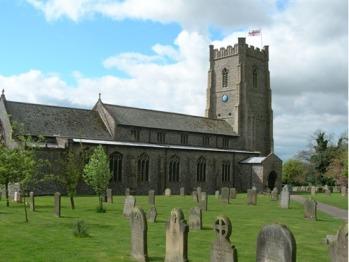 Castle Acre Church