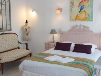 Origan - Chambre Supérieure - Au Clos Paillé - Hôtel Charme & Caractère - La Roche Posay - Cure Thermale - Hébergements