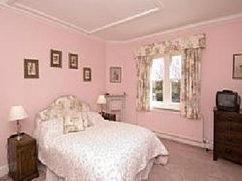 Double-Ensuite - Pink Room