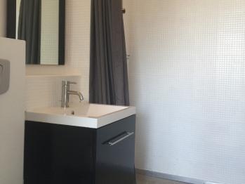 Lodge Cristal (Salle de bains)
