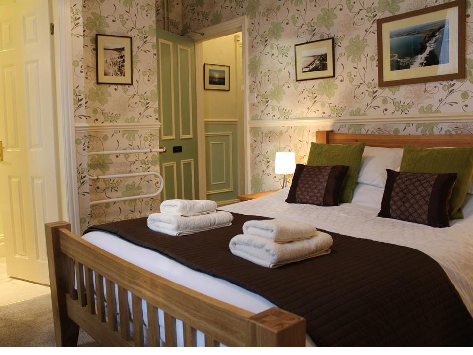 Double room-Comfort-Ensuite with Shower-Anne