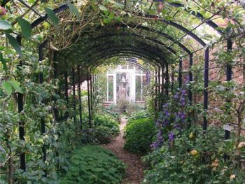 The Pergola | St Benedict B&B, Hastings
