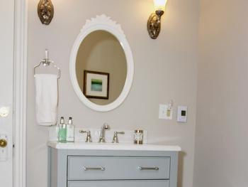 Johnina Suite's Private Bathroom Vanity