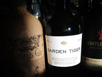 Our Favourite Gin - Garden Tiger
