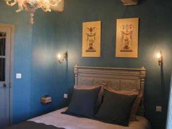 Chambre Bleu Persan