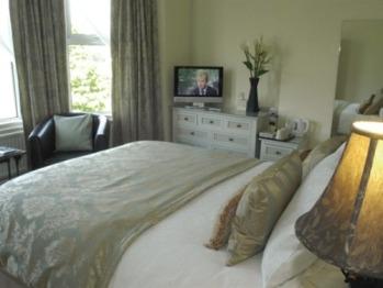 Kingsize Room  Parkland views,  en-suite