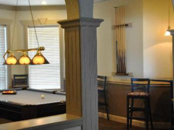Billiards at the Inn