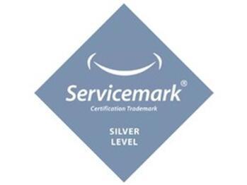 Servicemark Award - Silver Level