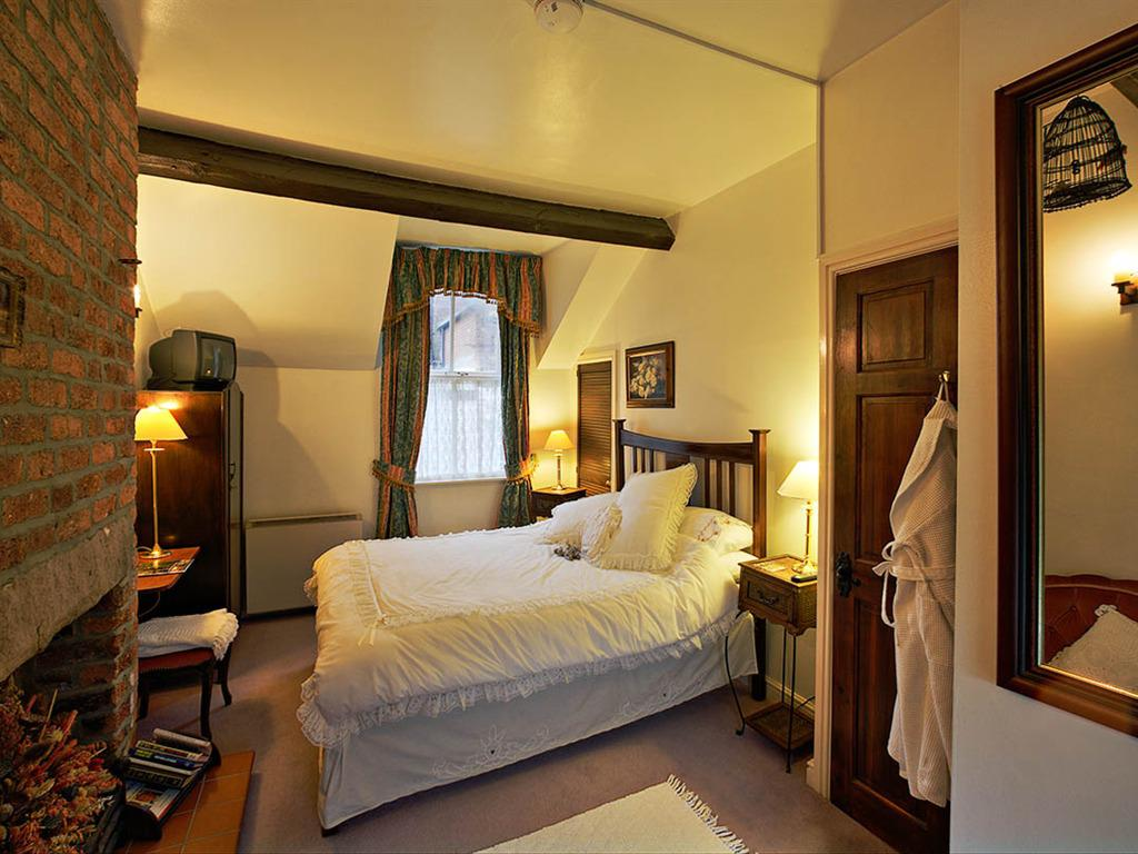 Double room-Ensuite-The Coachman's Room