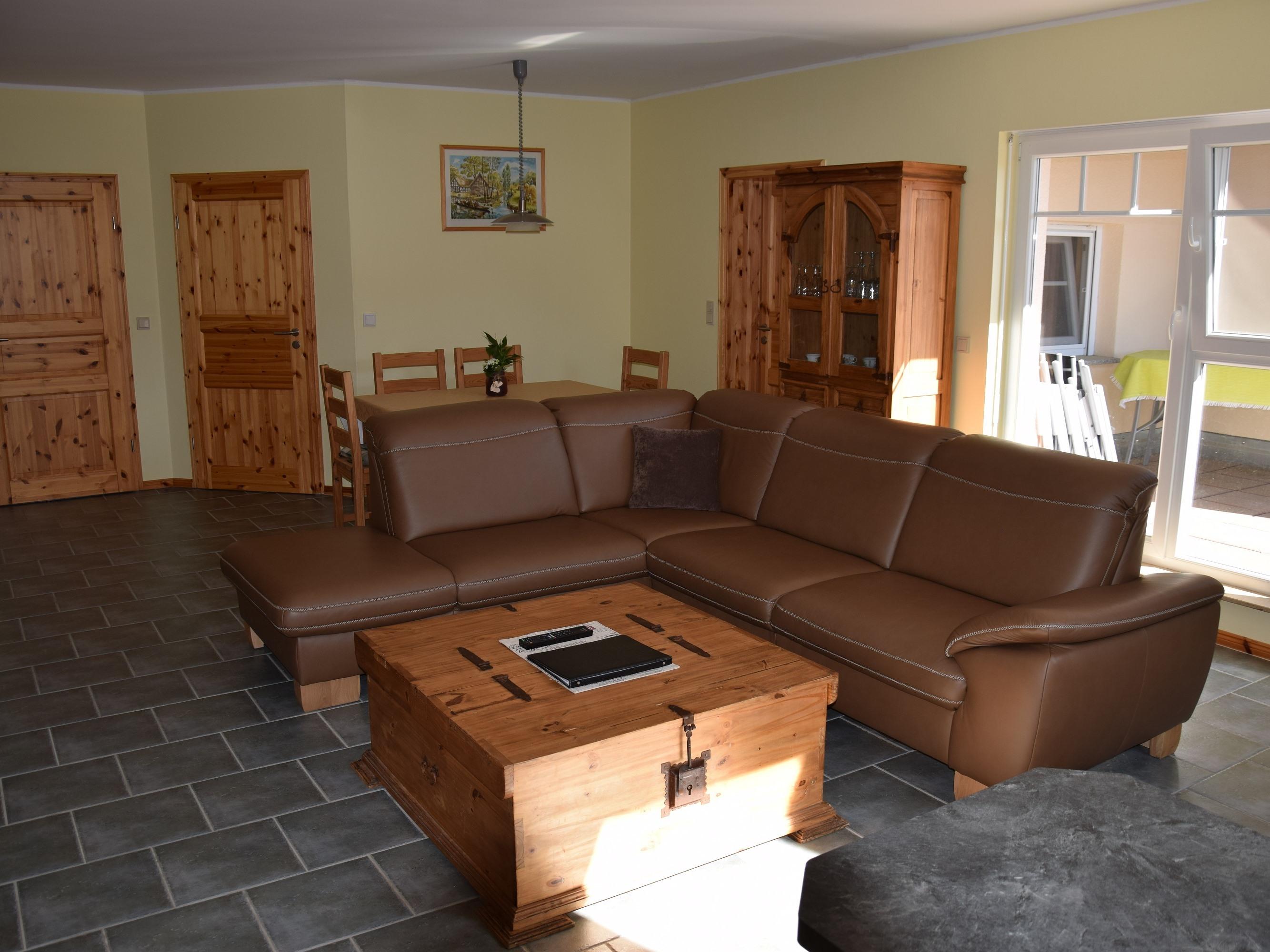 Apartment-Eigenes Badezimmer-Terrasse-mit 3 Schlafzimmern