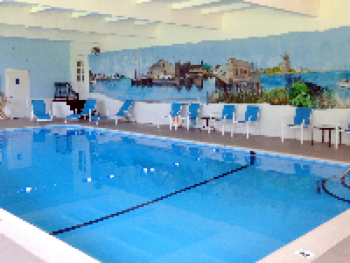 In Door Swimming Pool, available from Memorial Day to Columbus Day