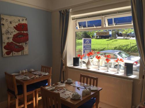 The Breakfast Room, where you can choose from our varied menu and all freshly cooked to order. We offer a traditional Full British selection, or you can choose from our unique Raft menu!