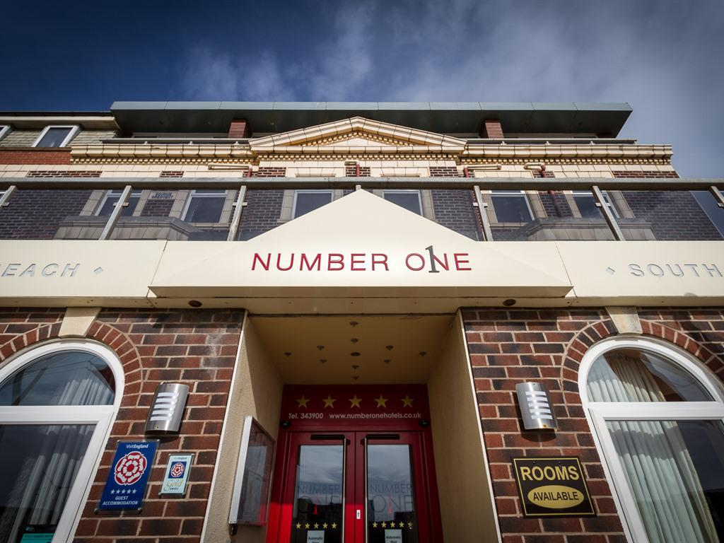 Number One South Beach Blackpool Dining
