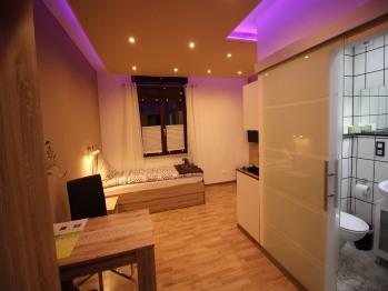 Apartment-Ensuite Dusche-Einzelzimmer