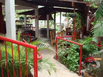 Hotel Nuestro Sueno - Garden