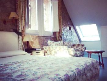 Habitació doble o amb dos llits-Suite-Bany a l'habitació-Vista a la Muntanya - Tarifa Base