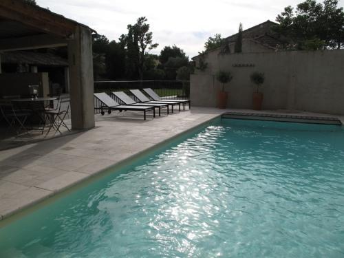 La Piscine et Pool House