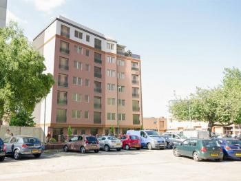 Leicester Serviced Apartments - Main Building Exterior