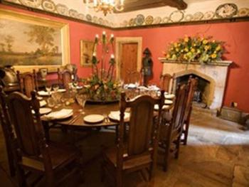 Dining available in Hall
