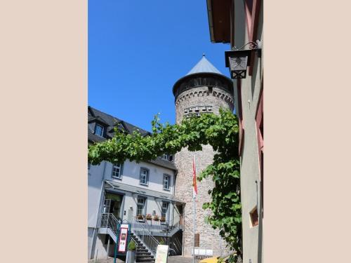 ... direkt am Hist. Stadtturm