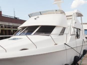 Inn The Moment - 40ft Silverton Motoryacht