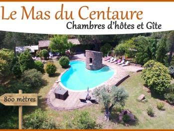Le Mas du Centaure -