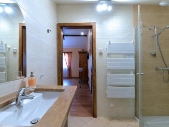Salle de bain chambre Riesling