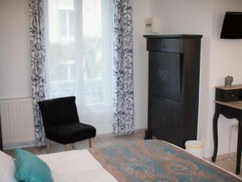Canelle-Junior Suite - Au Clos Paillé - Hôtel Charme & Caractère - La Roche Posay - Cure Thermale - Hébergements