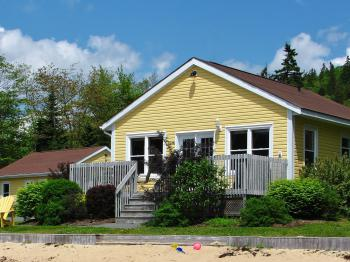 #5, Lucking's Meadow (1BR-Luxury-Ocean View-Cottage-Jacuzzi - Base Rate