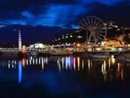 Torquay at Night
