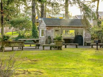 The Clam Shack - The place for grilling and chilling