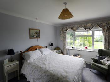 Double room-Comfort-Ensuite with Shower-Garden View