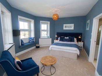 Double room-Ensuite-Harbour View-Fistral