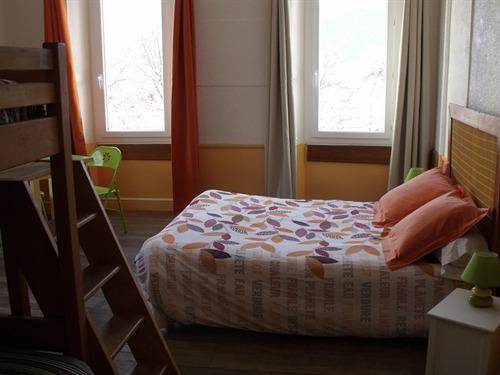 Quadruple-Famille-Salle de bain Privée-Vue sur Montagne-101