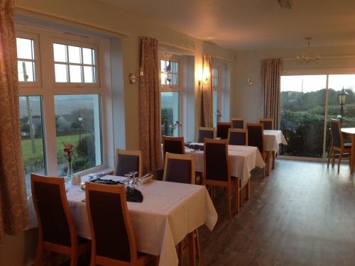 Restaurant with panaromic views