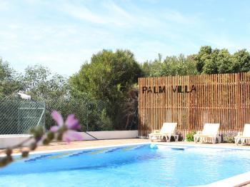 The Palm Villa -