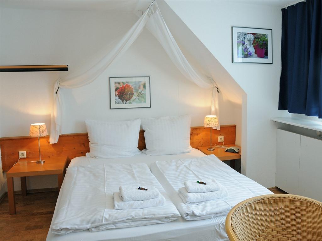 Doppelzimmer-Ensuite Dusche-Einfaches Doppelzimmer - Standardtarif