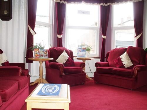Comfortable TV lounge / bar