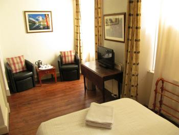 Double room-Ensuite-Room 1, Large - Double room-Ensuite-Room 1, Large