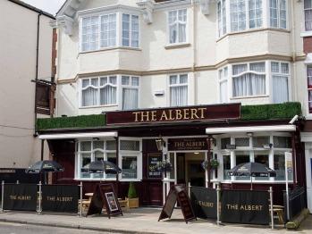 The Albert - The Albert Exterior