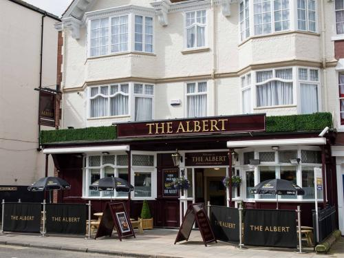 The Albert Exterior