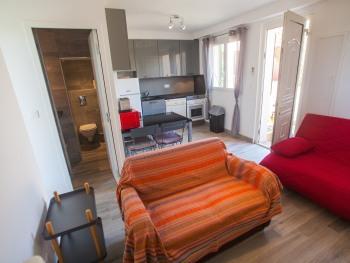 Appartement 2 chambres climatisé