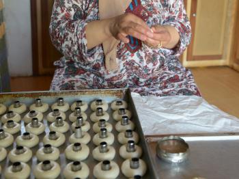 Pâtisserie Kaak (produit du terroir)