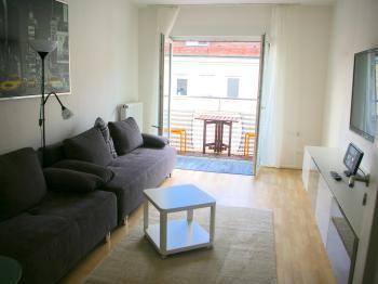 Wohnung-Komfort-Eigenes Badezimmer-Balkon-Apartment 3.2 - Basistarif