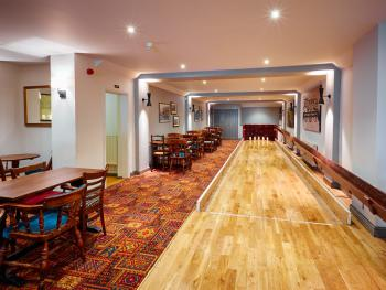 Skittle Alley and Function Room