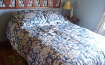RL Stevenson Bedroom