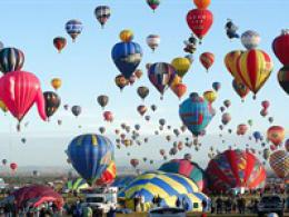 Strathaven Hot Air Balloon Festival August