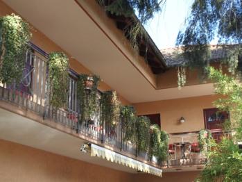 Galerie/Balkon
