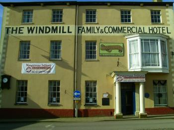 The Windmill Hotel - Front of Hotel