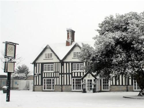 Broom Hall Inn | Stratford-upon-Avon | Snowy days